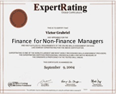 Finance for Non-Finance Managers Certification